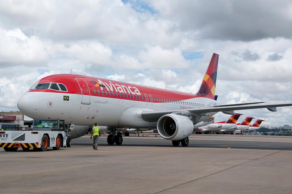 Entre as principais empresas aéreas brasileiras, apenas a Avianca apresentou crescimento na demanda doméstica em agosto de 2016