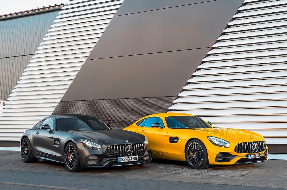 Nos 50 anos da AMG, novidades da divisão esportiva são os destaques da Mercedes-Benz em Detroit.