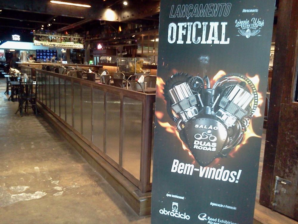 Salão Duas Rodas será pela primeira vez no São Paulo Expo, entre 14 e 19 de novembro.