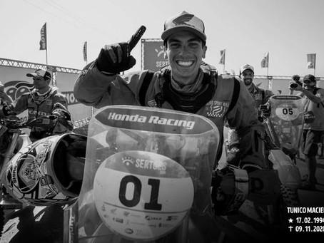 Sertões 2020: Após acidente na última etapa, o esporte de luto pela perda de Tunico Maciel