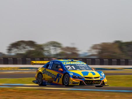 Stock Car: Camilo e Barrichello vencem em Campo Grande