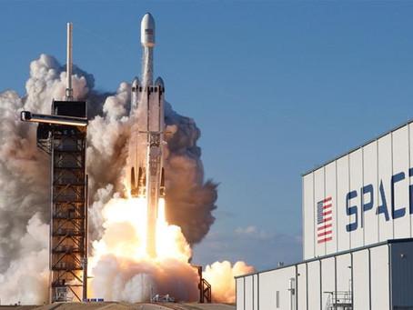 Expressas: Amanhã retorna a nave da Space X