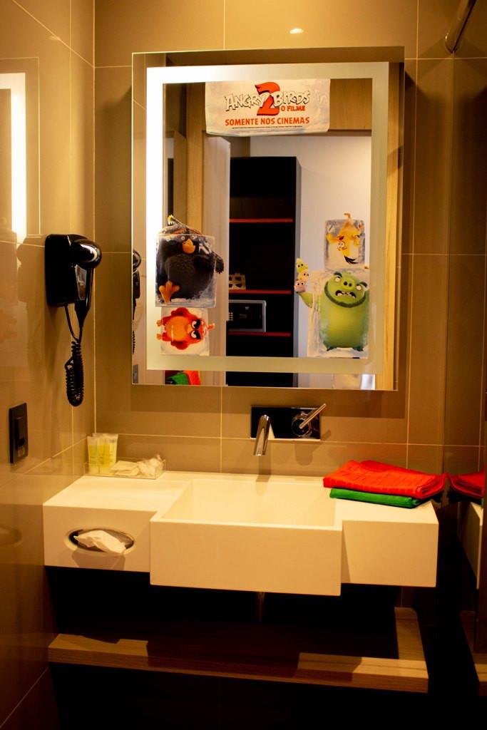 Venha se aventurar no novo quarto Angry Birds 2 do Novotel Itu Golf & Resorts