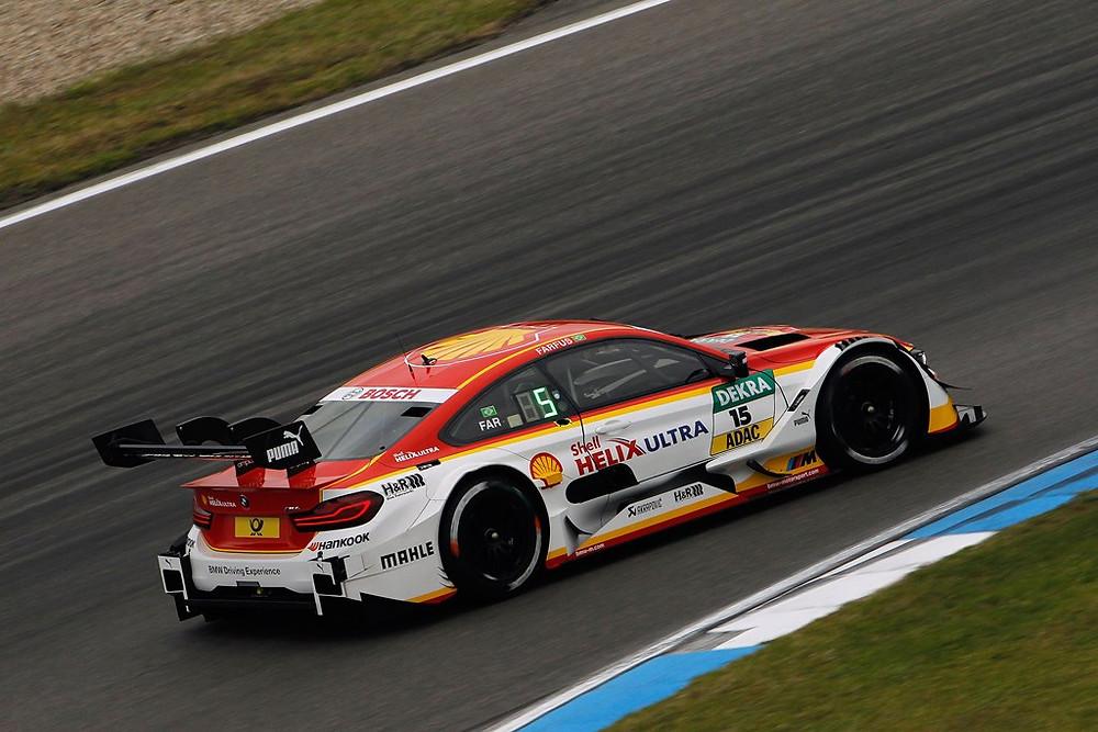 DTM: Segunda corrida na abertura da temporada é marcada pela chuva e vitória de Jamie Green em Audi.