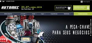 Automec apresenta a edição 2019 com 1.300 marcas confirmadas