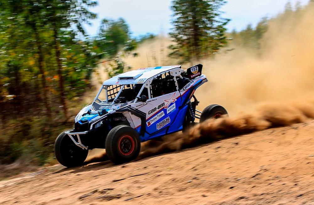 Rodrigo Varela garantiu o título da segunda edição do Rally de Inverno