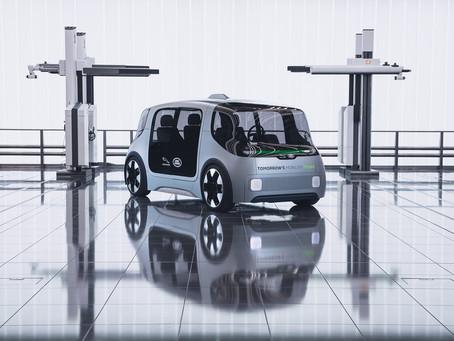 Jaguar Land Rover revela sua visão para o futuro da mobilidade urbana