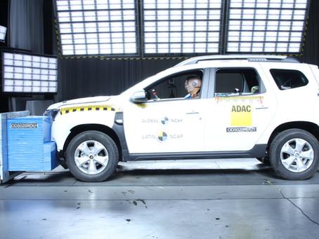 Vídeos: Com novos protocolos, Latin NCAP dá zero estrela para Renault Duster e Suzuki Swift