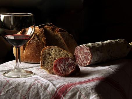 Com o frio do inverno, hora para um bom vinho