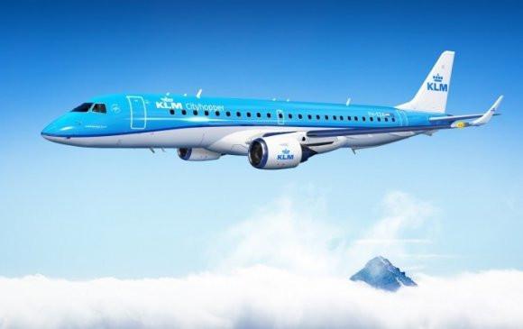 KLM confirma o pedido de 21 aeronaves E195-E2 da Embraer