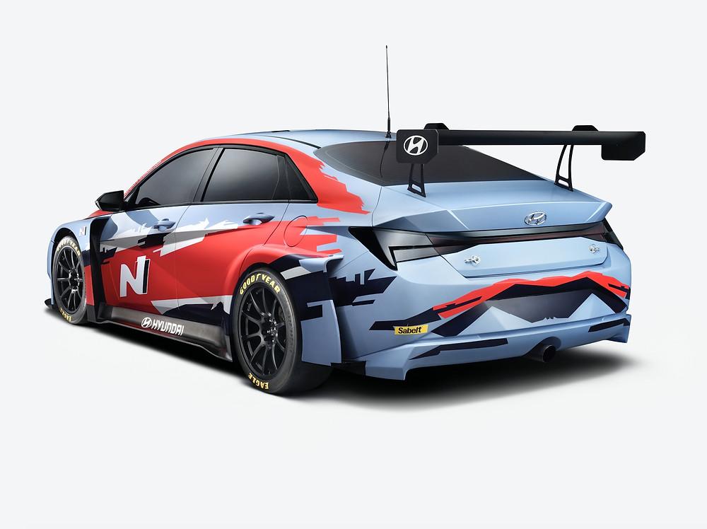 TCR South America: Sérgio Jimenez e Augusto Farfus de Hyundai Elantra no novo campeonato