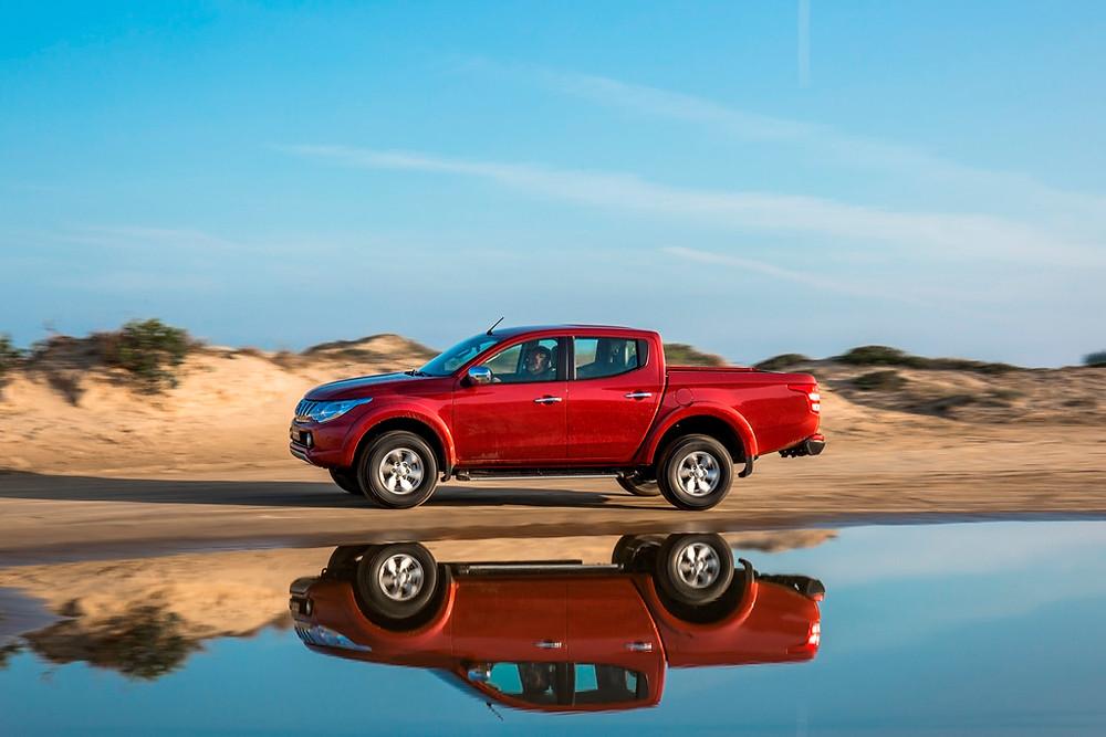 L200 Triton Sport estreia nova geração com motor diesel em alumínio