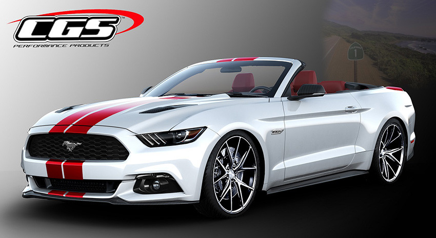 Mustang CGS Performance Products