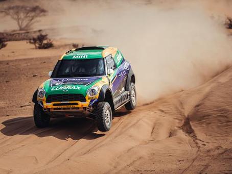 Dakar 2021: Guiga Spinelli e Youssef Haddad realizam shakedown na Arábia Saudita