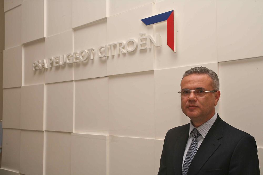 Alessandro Vetorazzi é o novo Diretor de Peças e Serviços América Latina do Grupo PSA Peugeot Citroën