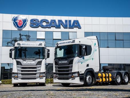 Scania otimista para 2021 na venda de caminhões, ônibus e serviços