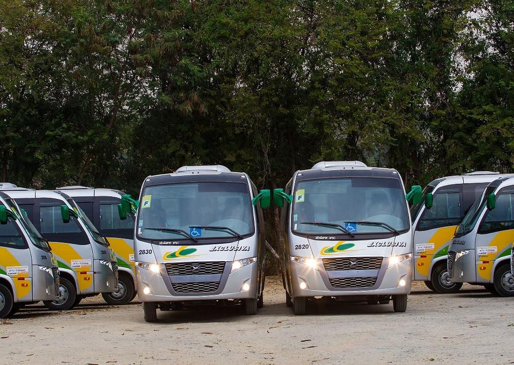 Volare entrega 16 miniônibus para empresa de fretamento e Turismo da região de Campinas