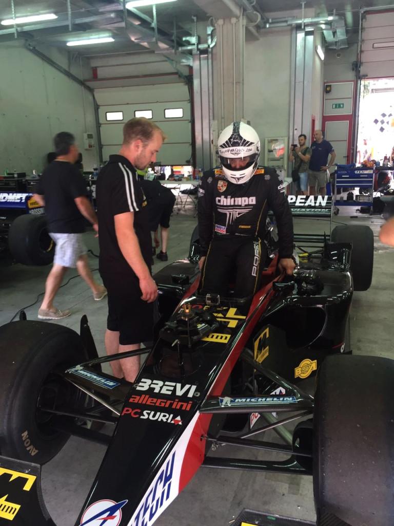 Tarso Marques revive Fórmula 1 e descreve com emoção momentos na Itália