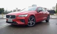 Volvo S60 R-Design  Exclusividade e esportividade em nível de excelência