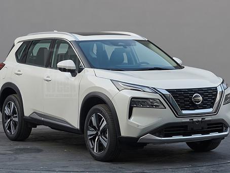 Expressas: Nissan foca na eficiência energética e mostra o novo X-Trail