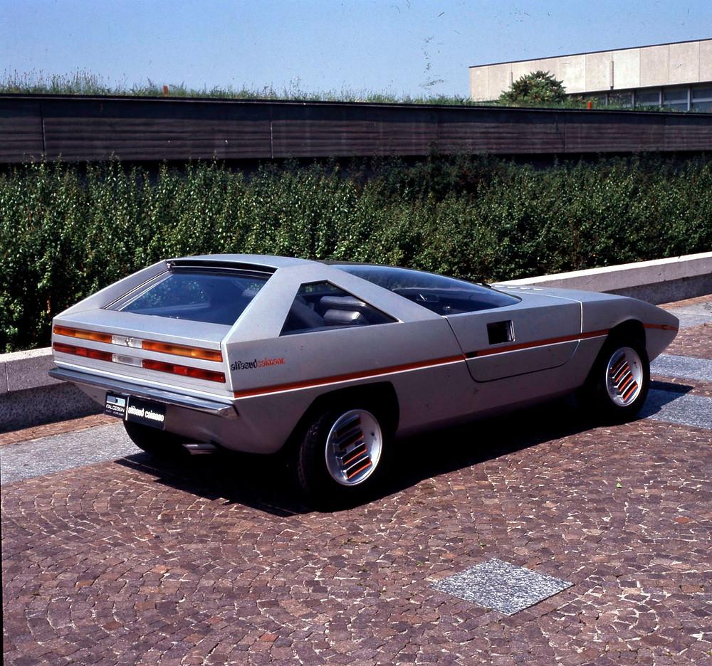 O Alfa Romeo Caimano