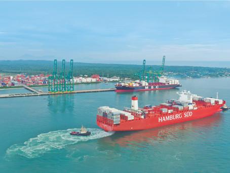 Logística: Porto Itapoá, onde os grandes navios se encontram