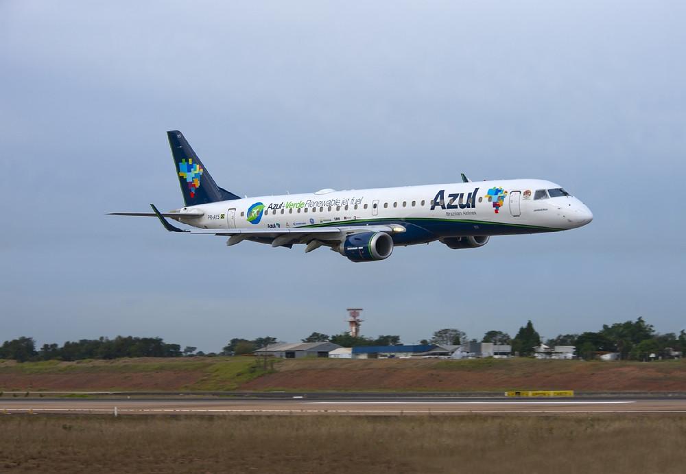 Varginha (MG) voltará a receber voos da Azul em 2016