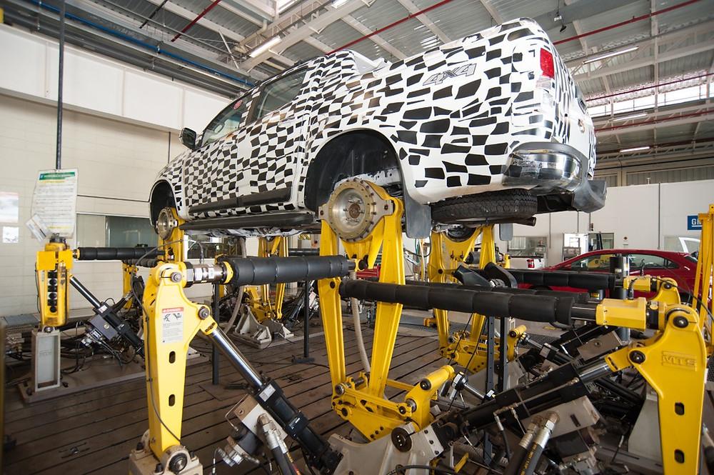 Indústria automobilística vive a pior crise da sua história