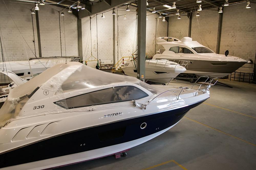 Triton Yachts prevê crescimento de 15% em 2018 e apresenta novidades ao mercado