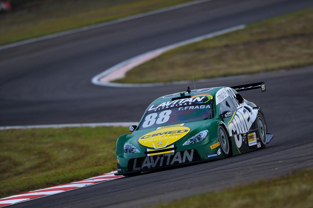 Stock Car: Felipe Fraga conquista pole position em Santa Cruz do Sul