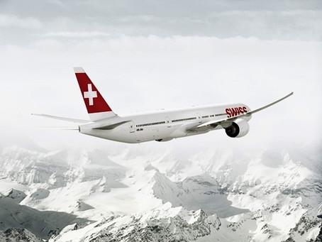 SWISS é a companhia aérea oficial do futebol suíço
