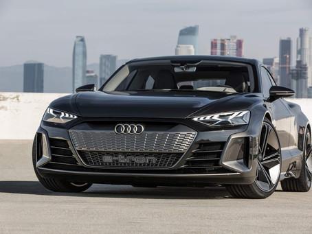 Expressas: Produção do Audi e-Tron GT começa em Dezembro