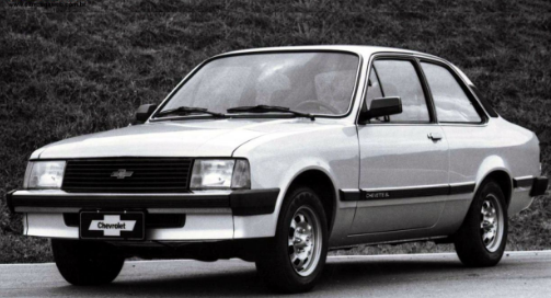 Chevette faz hoje 45 anos com 221 mil registros no Estado de São Paulo após 20 anos de produção