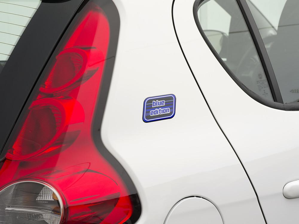 Fiat Palio Blue Edition