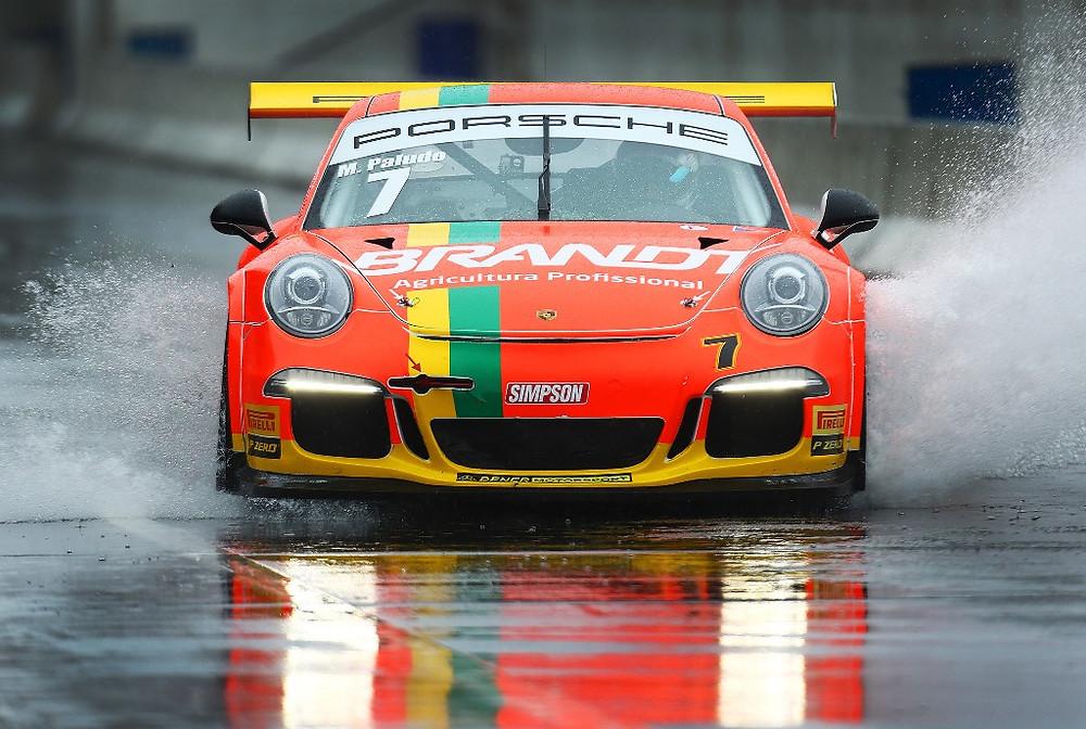 Porsch GT3 Cup - Miguel Paludo