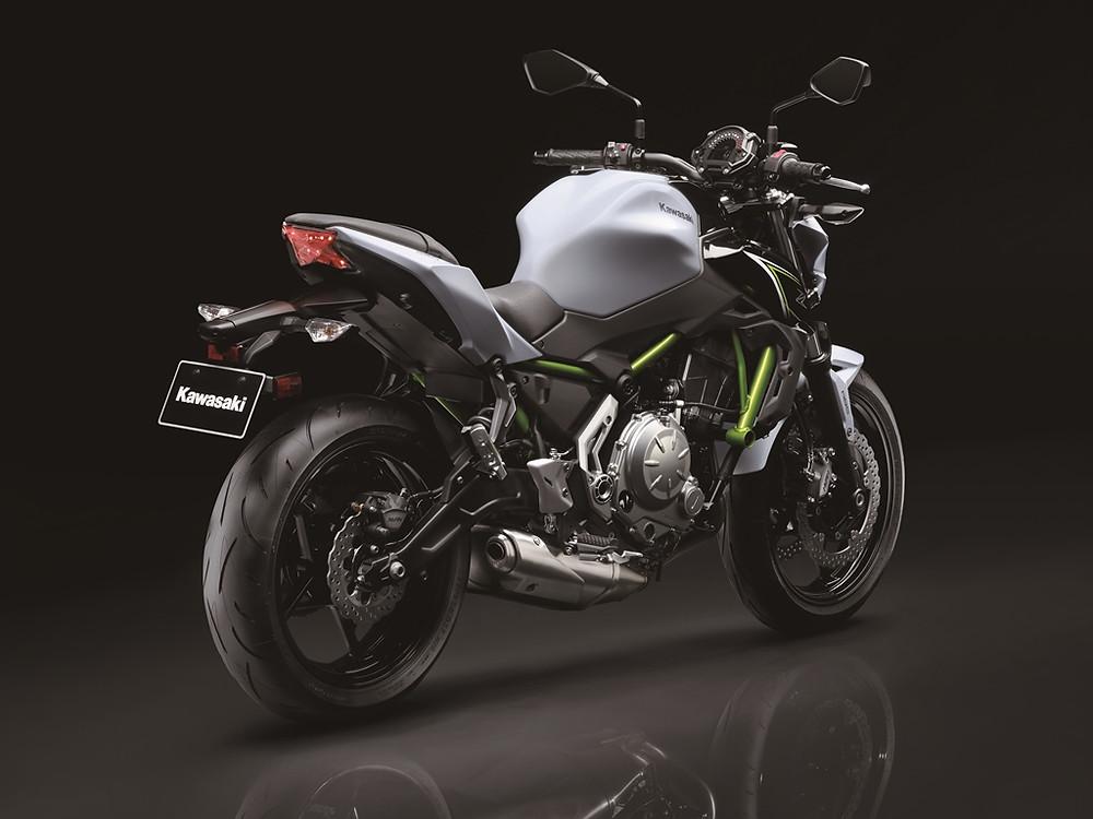 Kawasaki Z650 ABS chega ao Brasil para completar a linha Z
