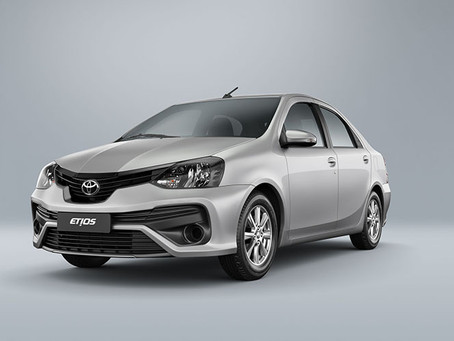 Toyota oferece kit GNV certificado para equipar Etios Sedã 2020