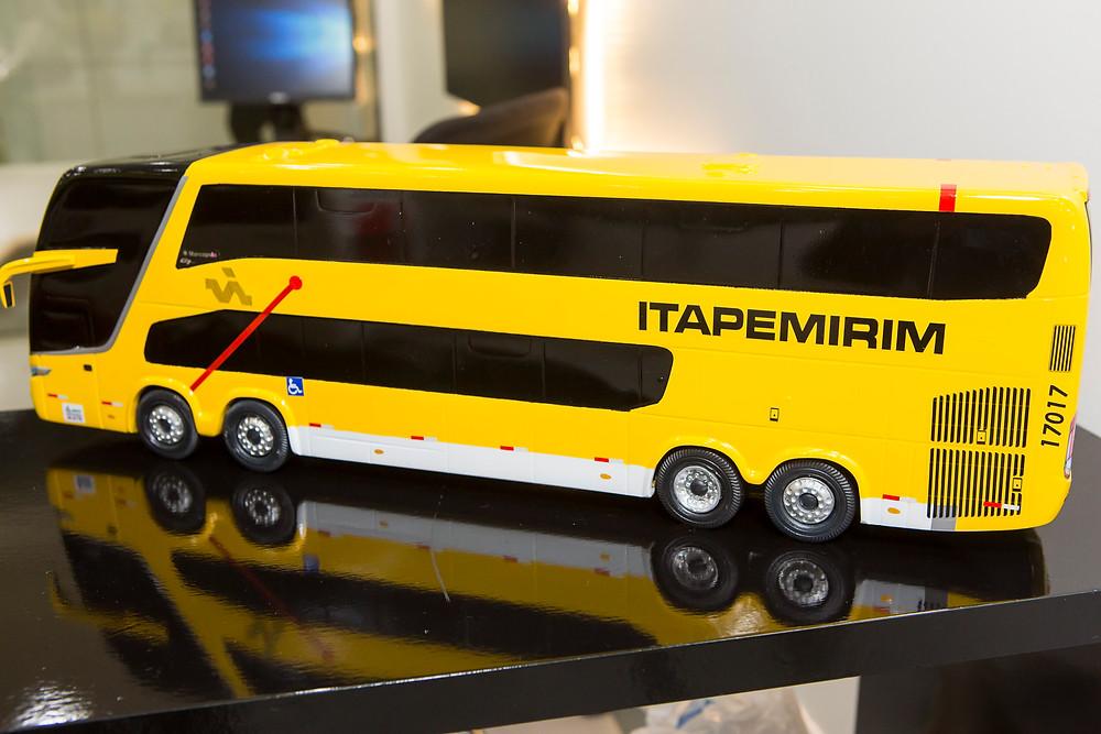 Grupo Itapemirim inaugura sala VIP no Terminal Rodoviário Tietê