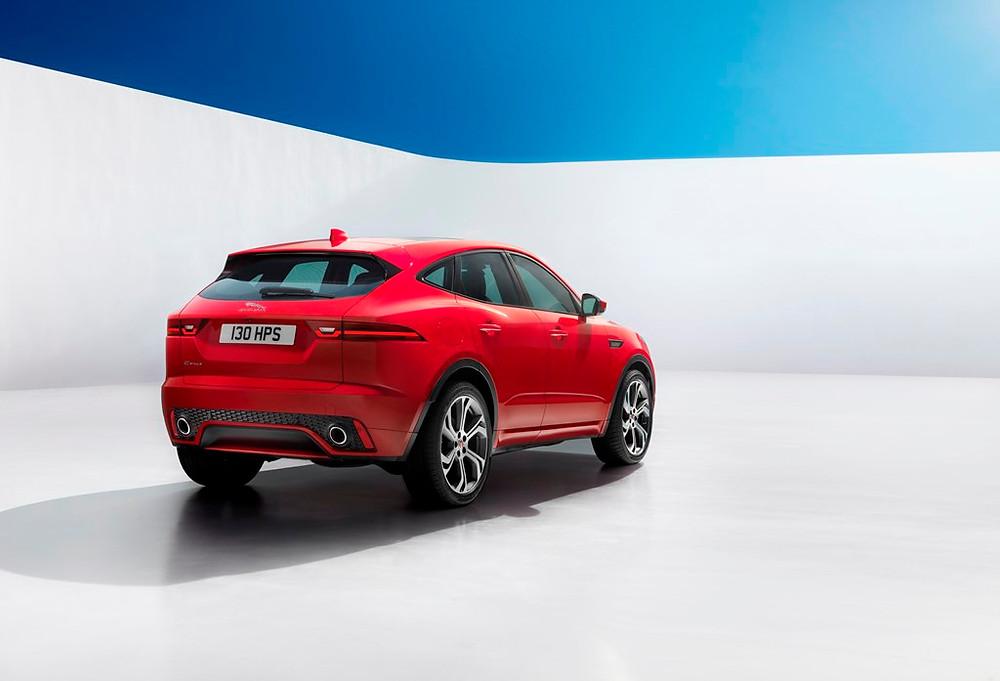 O novo Jaguar E-PACE será fabricado em Graz, na Áustria