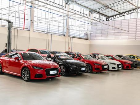 Expressas: Audi não desenvolverá novos motores a combustão