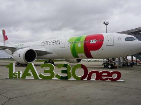 Aviação: Airbus tem queda de 34% na entrega de aviões em 2020