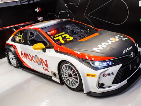 Stock Car: MX Piquet Sports faz Live de lançamento do Toyota Corolla de Sérgio Jimenez