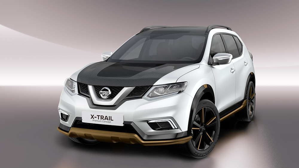 X-Trail Premium Concept