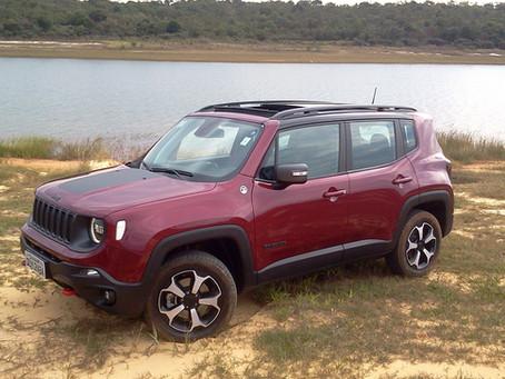 Avaliação: Renegade Trailhawk, o mais versátil SUV compacto do mercado brasileiro