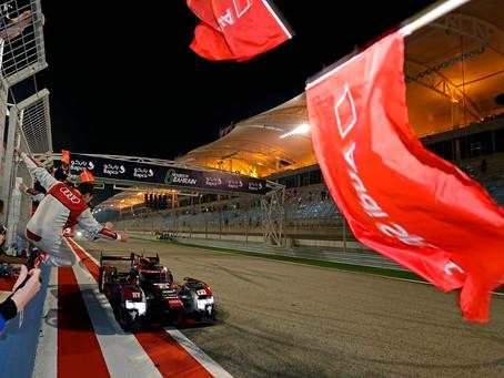 Em clima de despedida da Audi e título da Porsche, Lucas di Grassi leva Audi à vitória no FIA WEC