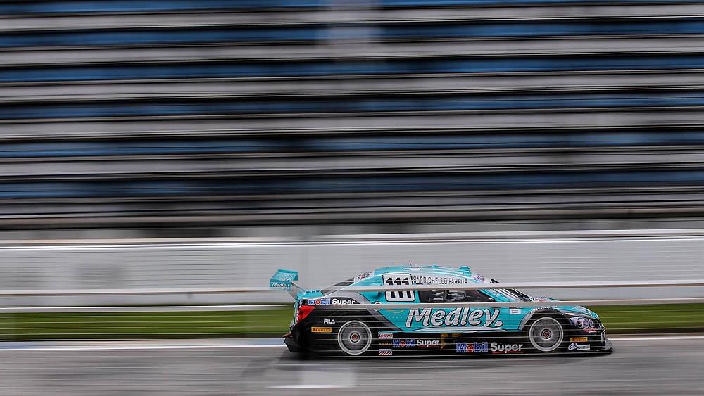 Rubens Barrichello/Augusto Farfus (Full Time Sports)