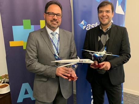 Azul anuncia acordo comercial com ASTA e chega a 111 destinos domésticos