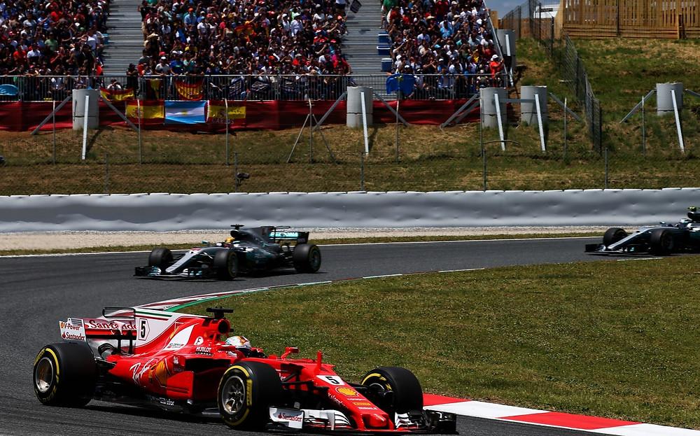 Sebastian Vettel / Ferrari