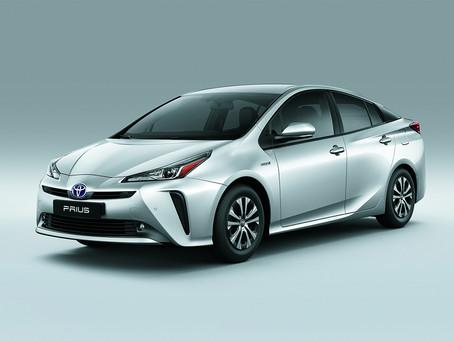Sem rodizio e com redução no IPVA, linha 2019 do Toyota Prius chega com nova multimídia e por R$ 128