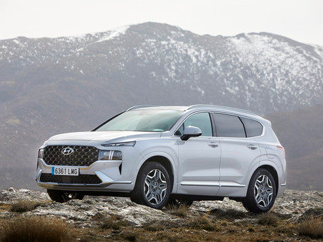 Fotos: Hyundai Motor apresenta o novo Santa Fé para o mercado europeu